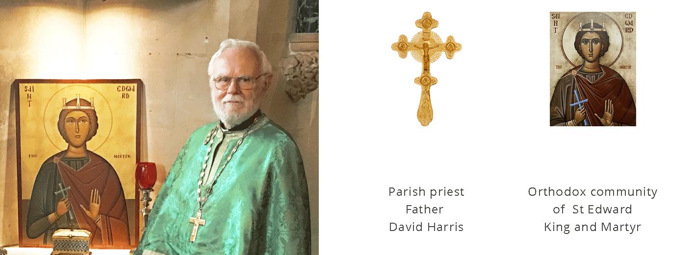 Parish Priest Father David