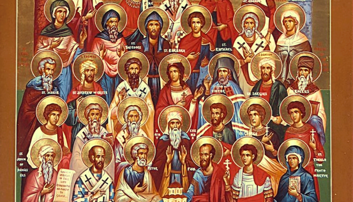 The Saints of Antioch