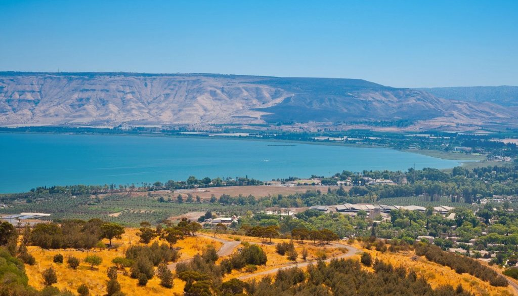 Galilean Sea